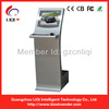 Self-service Touch Screen Handset Payment Kiosk/Payment Kiosk with Metal Keyboard