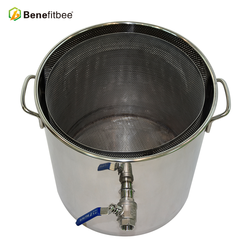Hot Selling 1500W Stainless Steel Electric Beeswax Melter Machine With Favorable Price