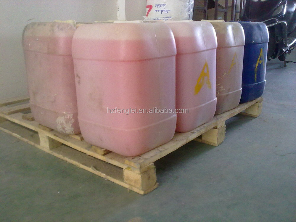 Hangzhou Fenglei Bulk Packing Two Parts Acrylic Resin And Hardner ...