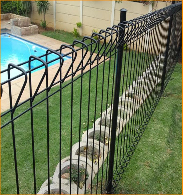 Welded Wire Fence Panels