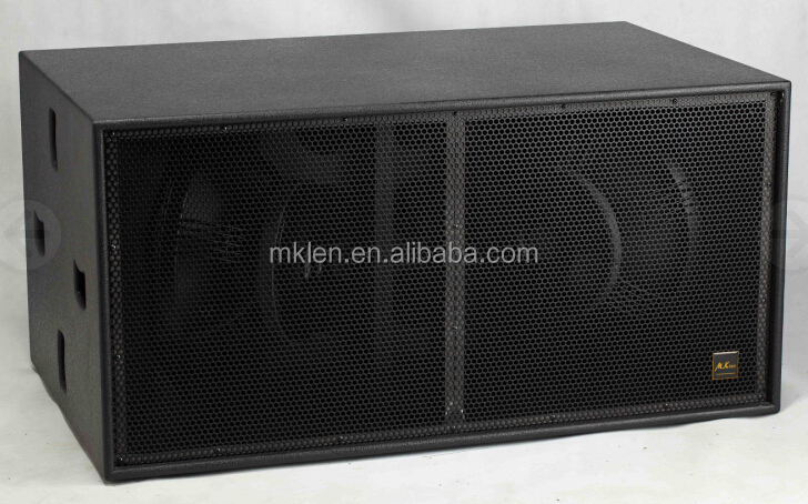 how to get subwoofer our of 4th order box