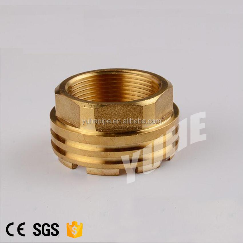 High Quality Male Female Brass Threaded Insert Nut