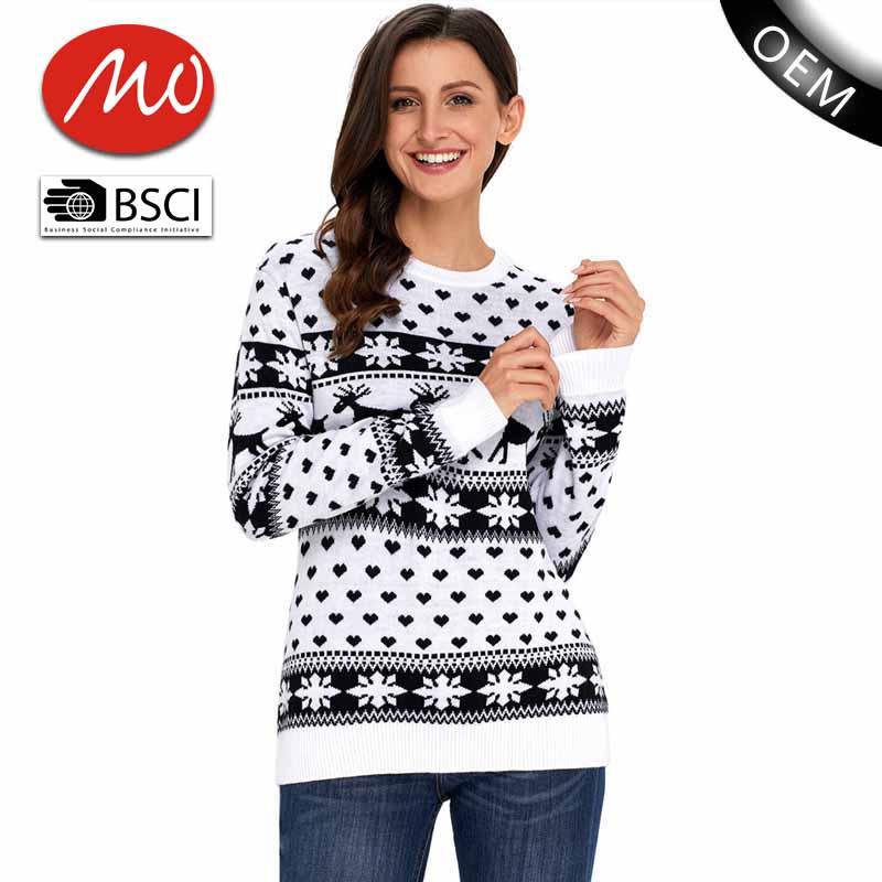 Catálogo de fabricantes de Las Mujeres Navidad Suéter de alta ...