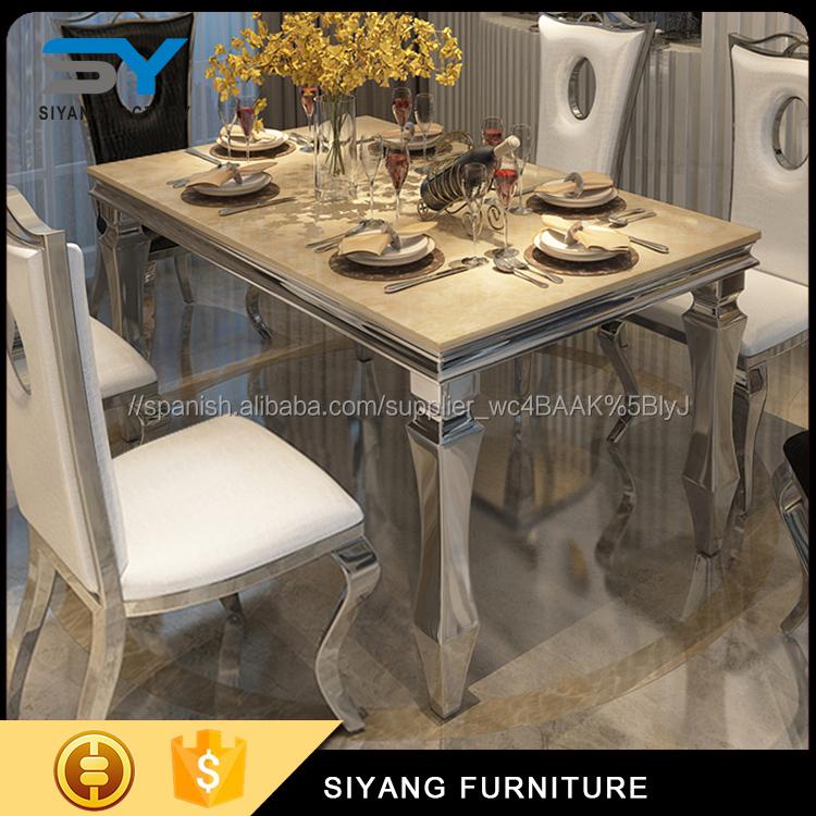 Venta al por mayor mesas y sillas de comedor usadas-Compre online ...