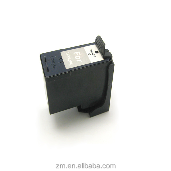 Refillable ink cartridge for lexmark 18C0032 , compatible ink cartridge 32 buying from russia