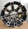 "15"" 16"" 17"" alloy wheels different color 4x4 SUV wheel hot sale"
