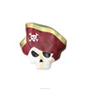 Wholesale Party Plastic Mask Pirate Eye Patch Cosplay Mask For Kids