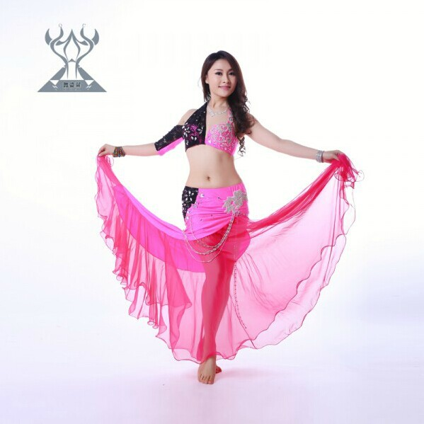 2015 Hot Selling High Quality Belly Dance Costumes Dancing Suit Outfits Wears QC2163 5 Colors
