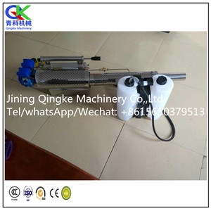 orchard water spraying machine with light weight
