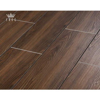 Wooden Grain Tiles Porcelain Polished Walnut Wood Look Floor Tile