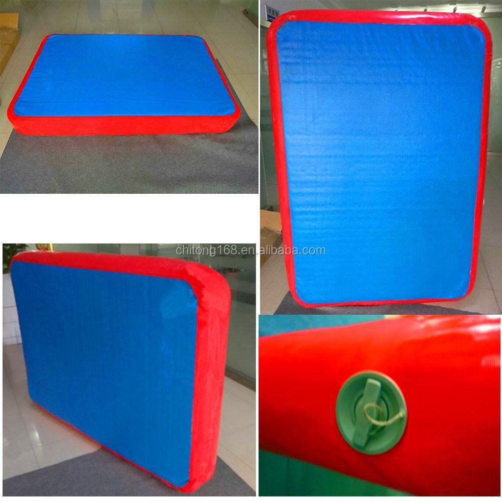 Gym Mats At Mr Price Sport: Inflatable Floding Gym / Gymnastics / Taekwondo Mat For