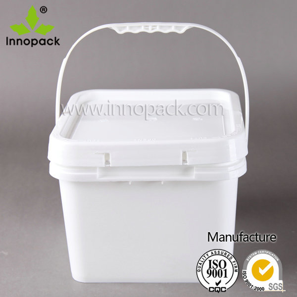 Factory price cheap plastic bucket 5 gallon paint oil for 5 gallon bucket of paint price