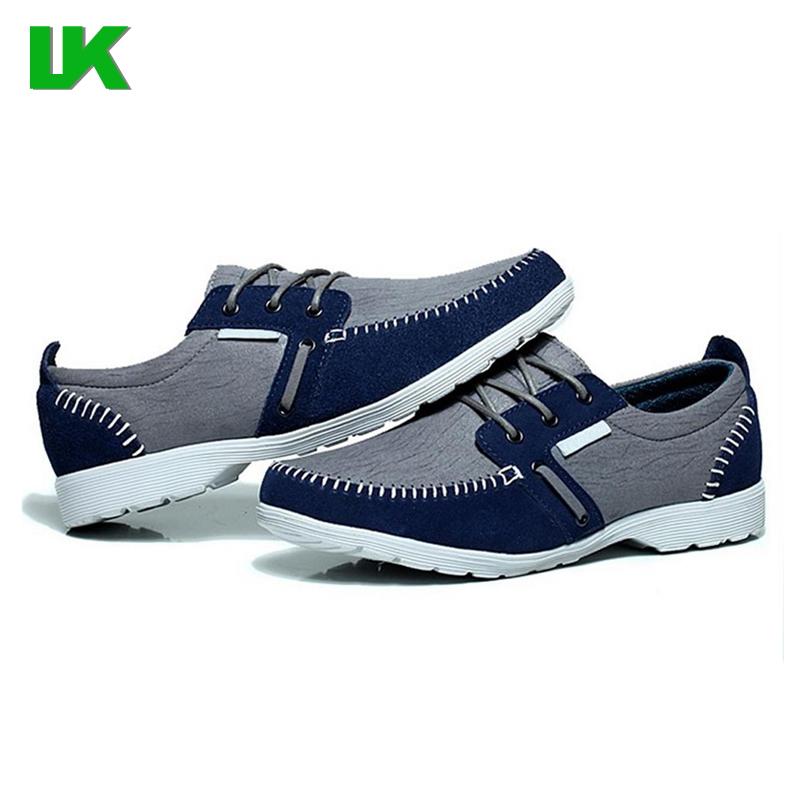 c8be8bb00 الكلاسيكية تصميم جلد أصلي للرجال الشقق أحذية سوبر مريحة الرجال عارضة أحذية  المتسكعون تنفس الأخفاف أحذية