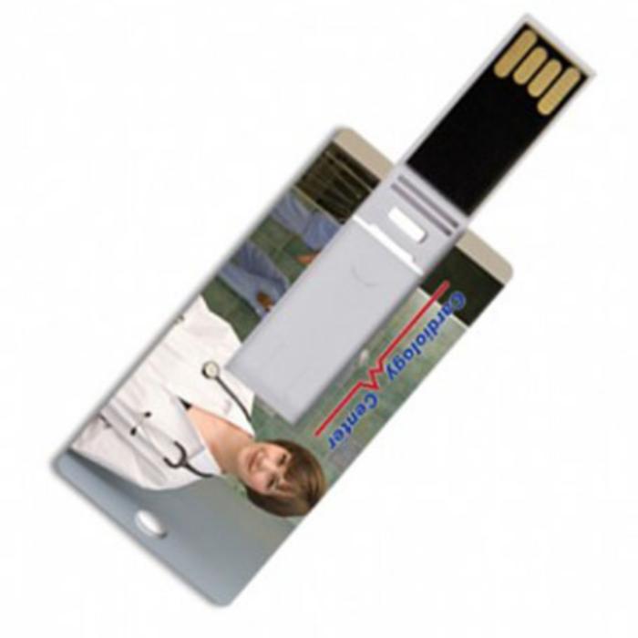 Business Card Shape Credit Card 2.0 Usb Flash Drive Card Usb ...