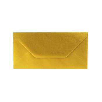 Custom Large Envelope Sizes Print Yellow Gold Envelopes