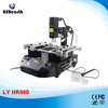 LY HR560 BGA/SMT rework stations, hot air rework station Three temperature zones and touch screen ,upgrade from HR460, VS