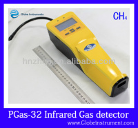 Factory sell Portable Infrared 0~100% vol methane CH4 electrical measuring instrument Gas Detector