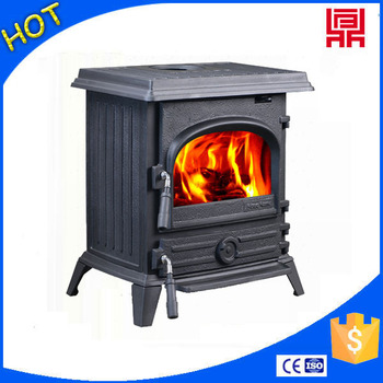 Factory Wholesale Cast Iron Indoor Fireplace Td 517ub With Best