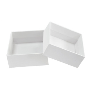 Coated paper box used for items shipping paper package paper box package custom package