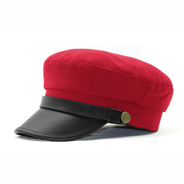 0c5e0fd26761e wholesale custom embroidery types of peaks army cap and military caps hats