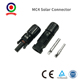 IP67 waterproof PC Black solar panel ningbo mc4 connector with TUV certificate