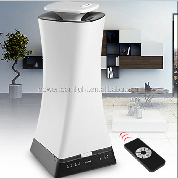 digital remote control ultrasonic air humidifier