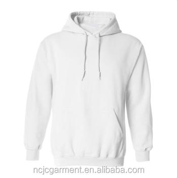 f022267d Hot Sale Men Women Pullover Blank Plain White Sweatshirt Hoodies ...