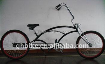 26 Inch Long Frame Beach Cruiser Bike Stretch Bike Buy Long