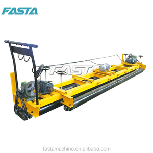 Fasta FRP-168 manual fixed form paver