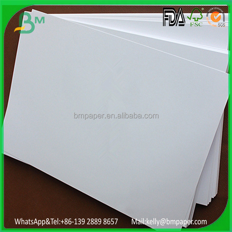 Excellent price custom uncoated printied coupon bond paper