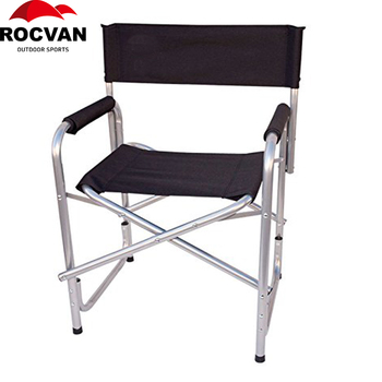 ROCVAN Heavy Duty Tall Aluminum Director's Chair