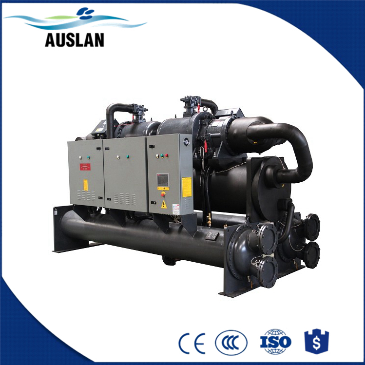 Great 350kw best price water cooled chiller, machinery