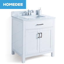 chinese white modern bathroom vanity