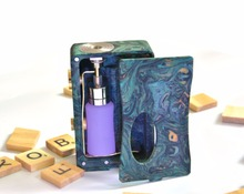 7ml 510 connector with bottom feeding pin squonk box mod bottom feeder squonk resin bf box mod