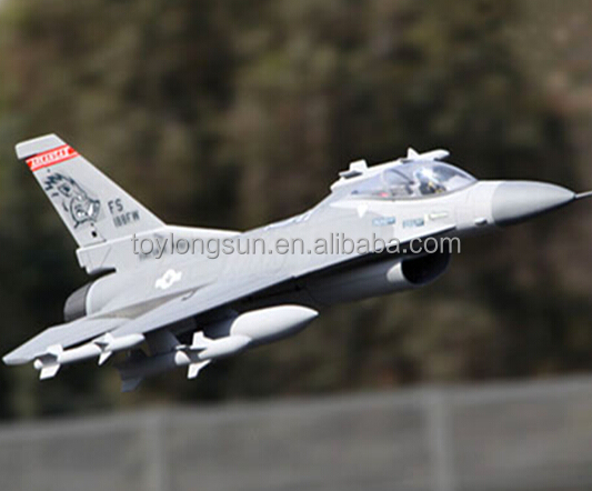 F-16 RTF 2.4G Removable missle rc airplane rc toy jet plane
