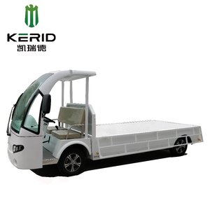 Good loading capacity electric mini food truck pick up truck