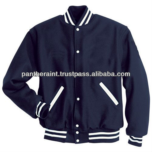 Custom Wool Jackets / All Wool Jackets / Wool Varsity Jackets