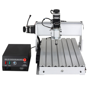Mini CNC mill 3040Z-DQ 3Axis 230W Spindle with ball screw