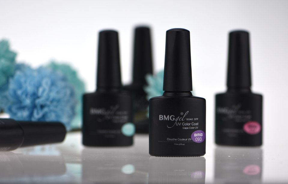Bmg Gel Polish Hot Selling In Russia 108 New Colors For Choice Nice ...