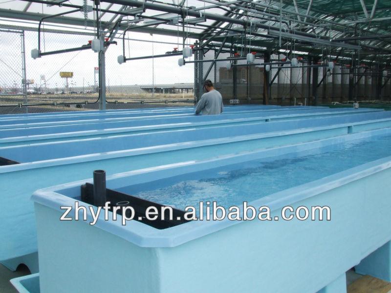 Frp tanque de peces para interior peces fibra de vidrio for Tanques para peces