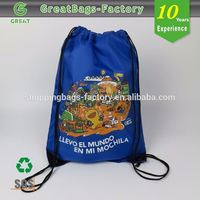 Promotional Customized golf shoe bag