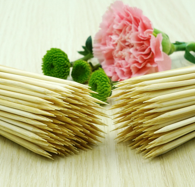 factory direct wholesale bamboo Grill Meat Skewer