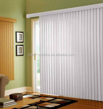 blinds p w x l in set size louver to cut tweed blind vertical bali gray