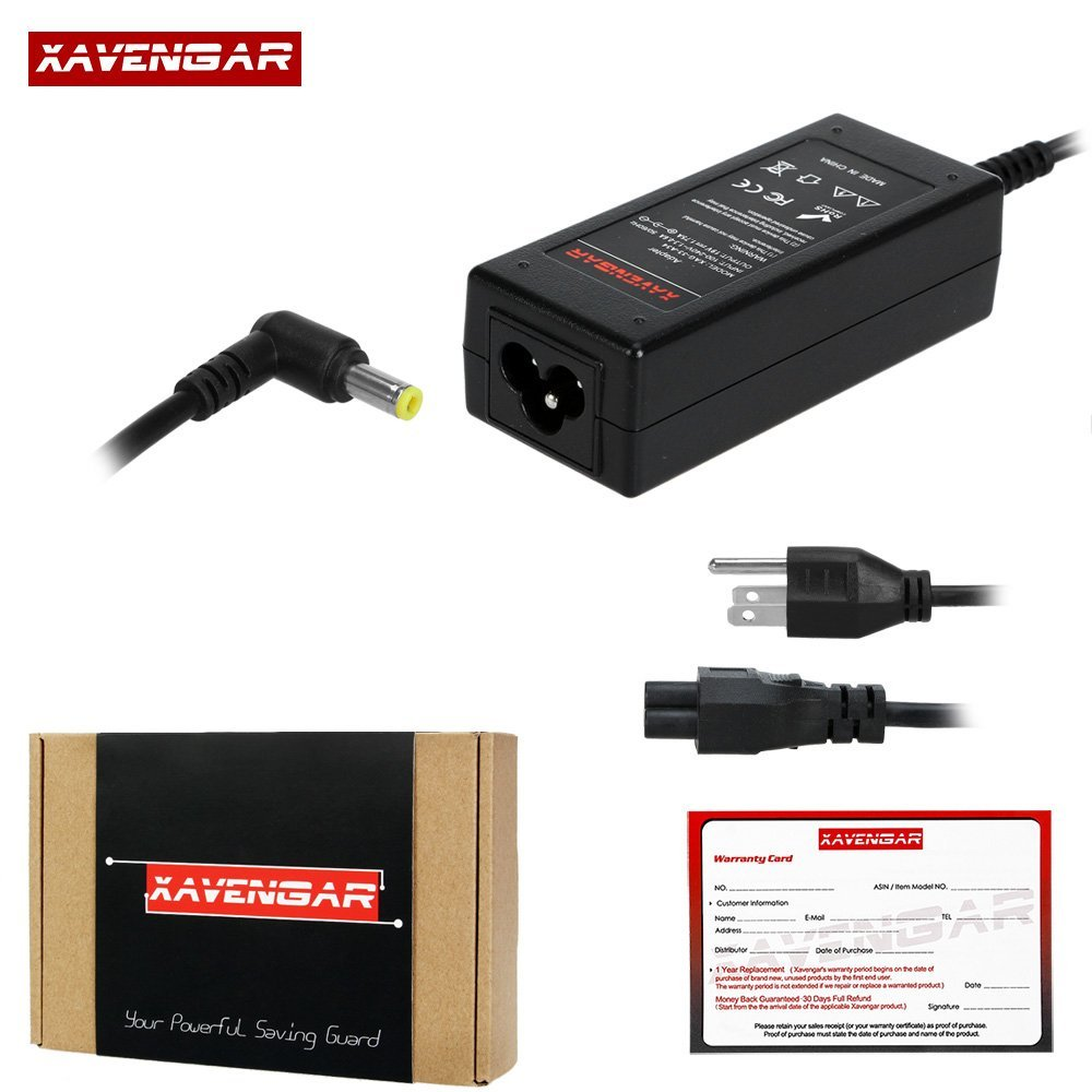 Get Quotations · Xavengar 30W 19V 1.58A HP Compaq Mini 110 210 700 Cq10,HP  Mini 1000
