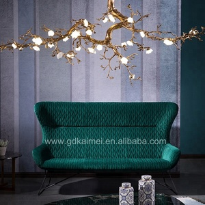 Modern Sofa Design Velvet Fabric Sofa Sectionals Sofas Living Room Used