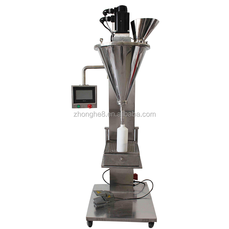 GF-1000 Small Scale Semiautomatic Powder Filling Machine
