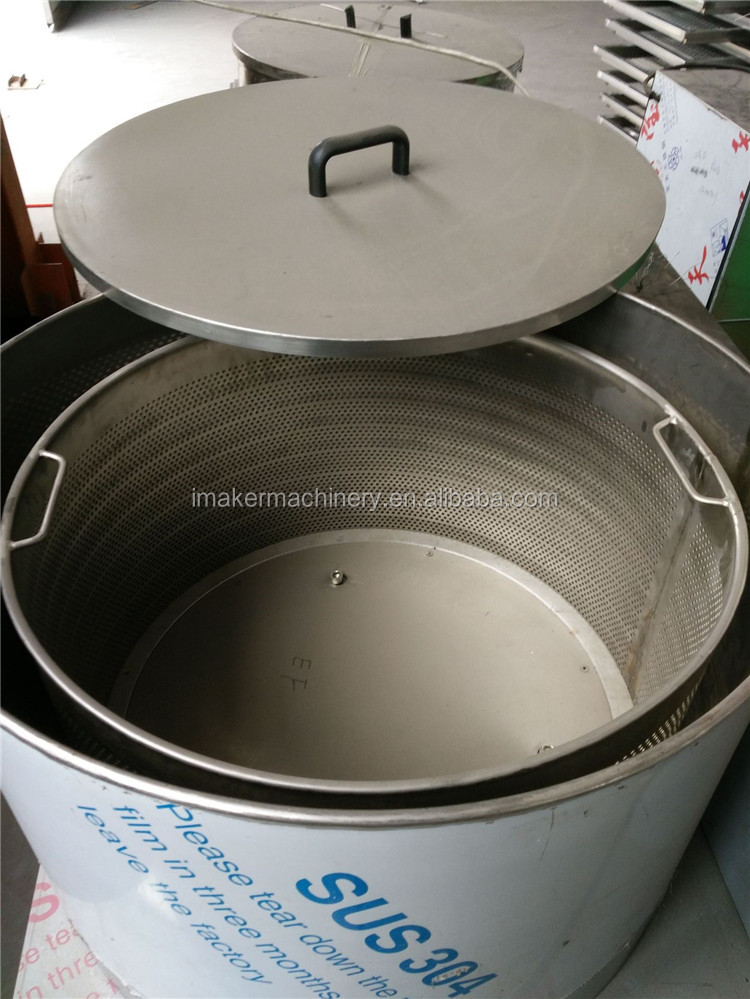 industrial commercial vegetables salad spinner