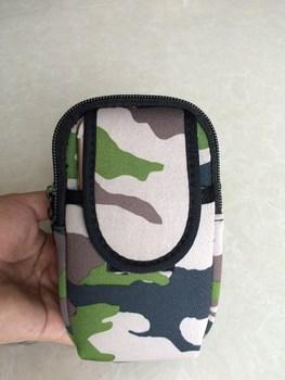 Tas Portemonnee.Outdoor Fietsen Sport Running Wrist Pouch Mobile Mobiele Telefoon