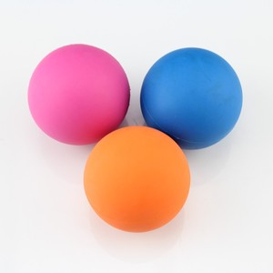 New foam rubber massage ball