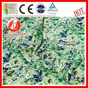 various pattern silk organza fabric india made in china